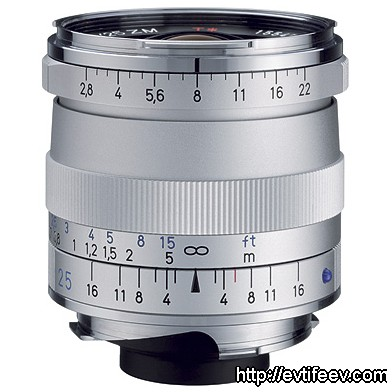 Zeiss Biogon T* 25/2.8 ZM - 400 линий на мм?