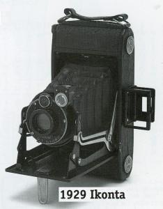 фотоаппараты «Ikonta»