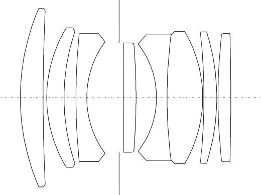 mm f/2 ASPH (объектив по