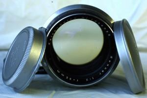 Zeiss-Opton Sonnar 85/2
