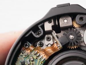 Разборка Sigma 28-105/2.8-4 Aspherical IF DG for Canon (есть ли пластиковые линзы в объективе?)