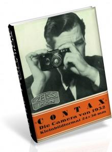 Большая серия брошюр по камерам Contax