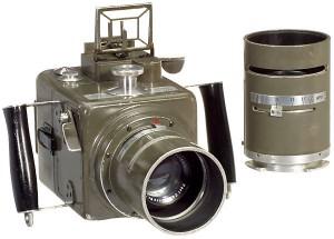 Ross Handheld Aerial Camera HK 7