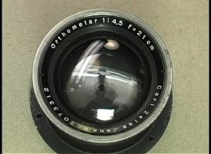 ORTHOMETAR 21cm F4.5