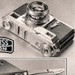 Рекламные брошюры на камеры Zeiss Ikon Contax