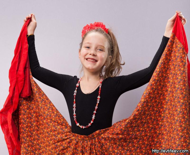 Фотосъемка детей - практика, световые схемы