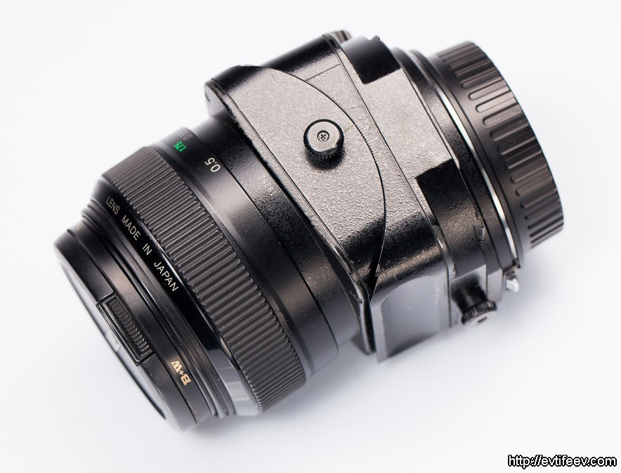 Объектив Canon TS-E 90/2.8 - обзор и впечатления от пользования