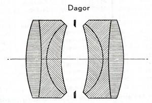 Carl Zeiss Dagor - описание объектива