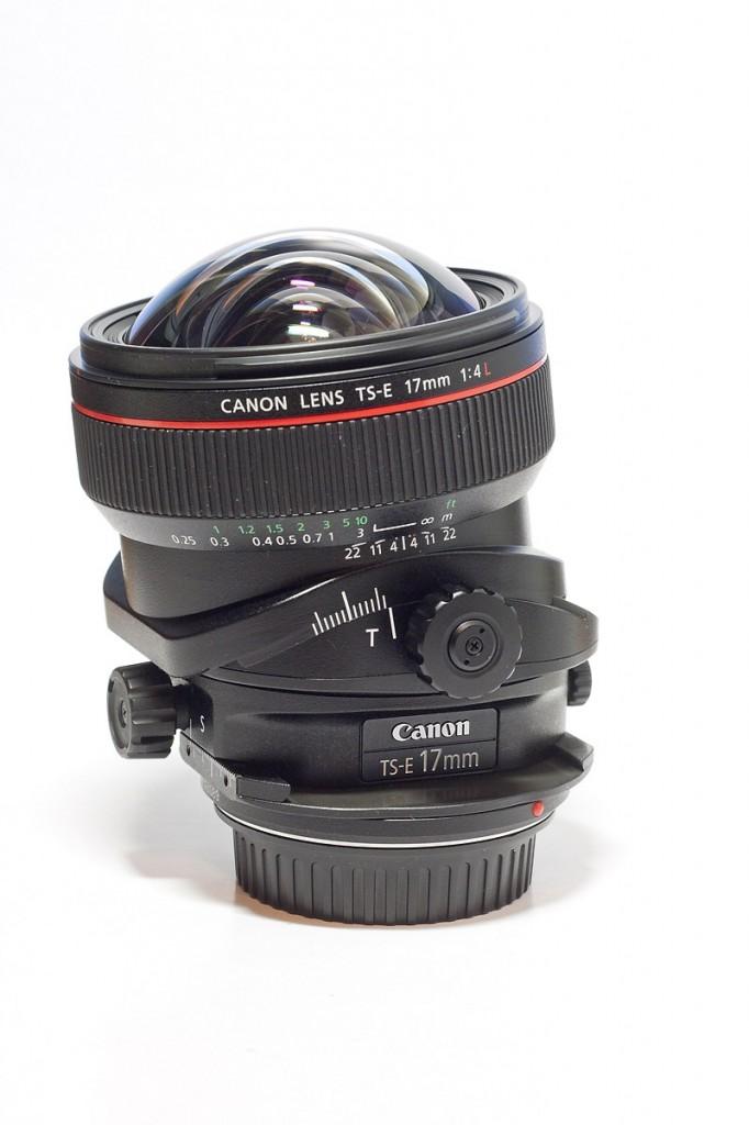 Впечатления от Canon TS-E 17mm f/4L