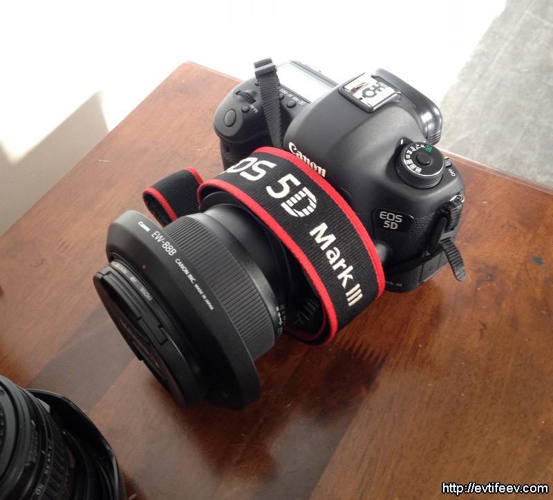 Canon TS-E 24/3.5L - обзор тилт/шифт объектива
