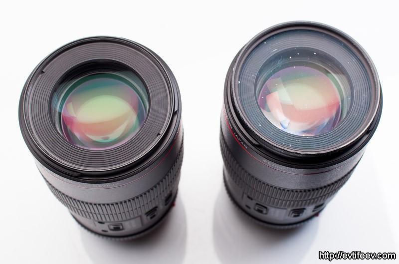 Объективы Canon - маркировка