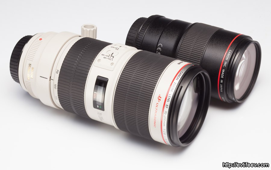 Обзор и тест Canon EF 70-200mm f/2.8L IS II USM