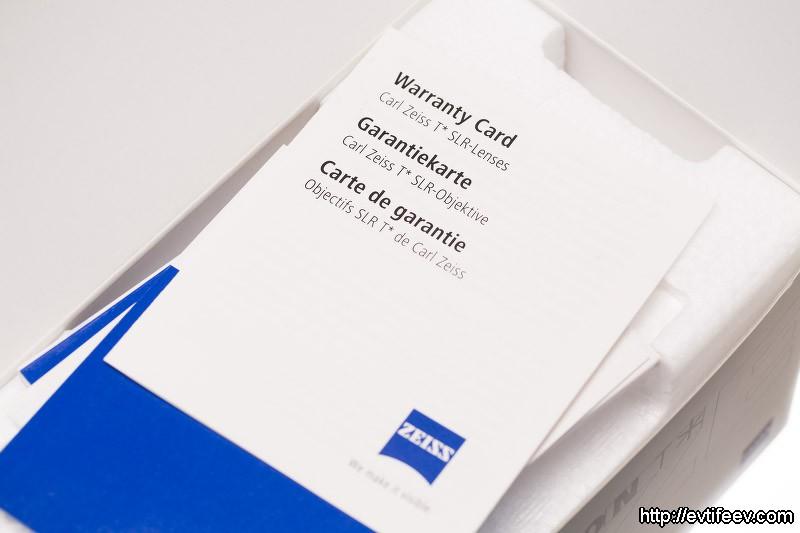 Carl Zeiss Distagon 35/2 ZE - впечатление от пользования