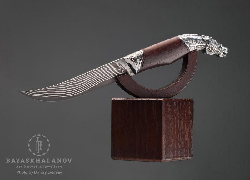 Выставка клинковых изделий