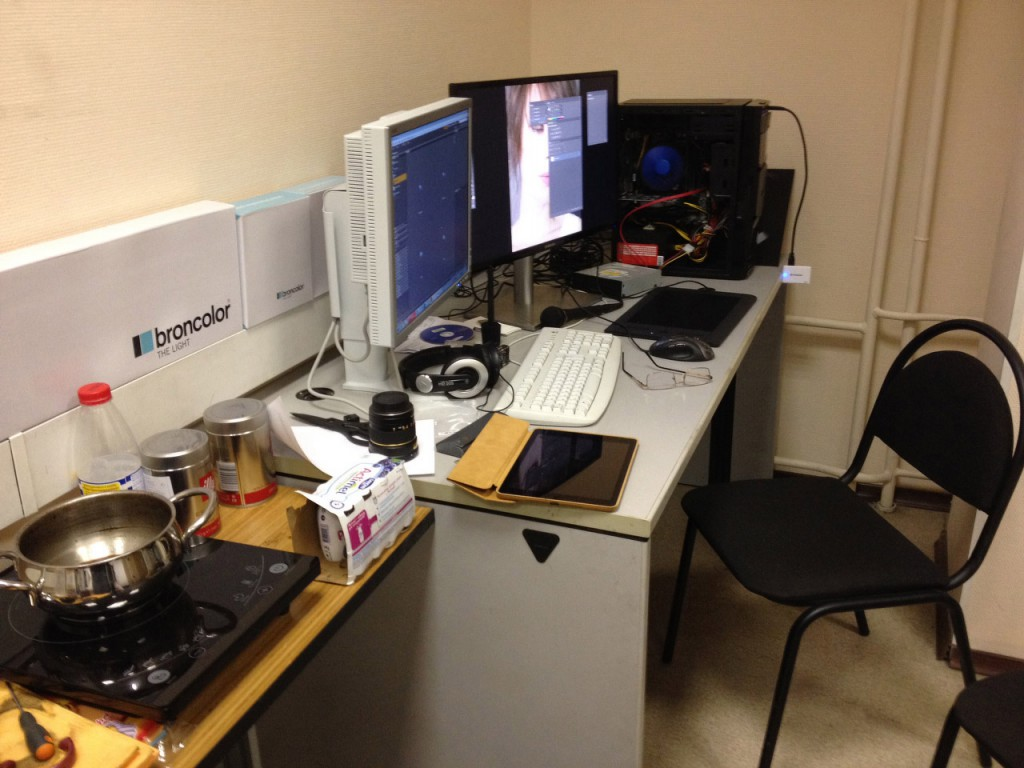 Сборка компьютера для обработки фото (Mac vs PC)