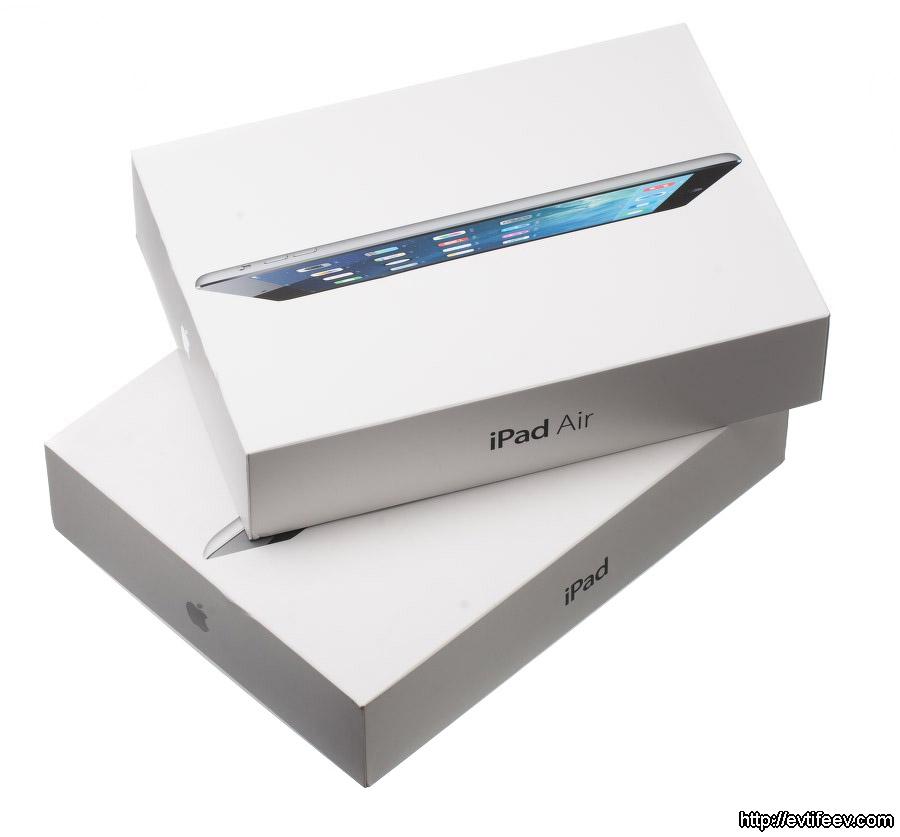 iPad Air - впечатления от пользования