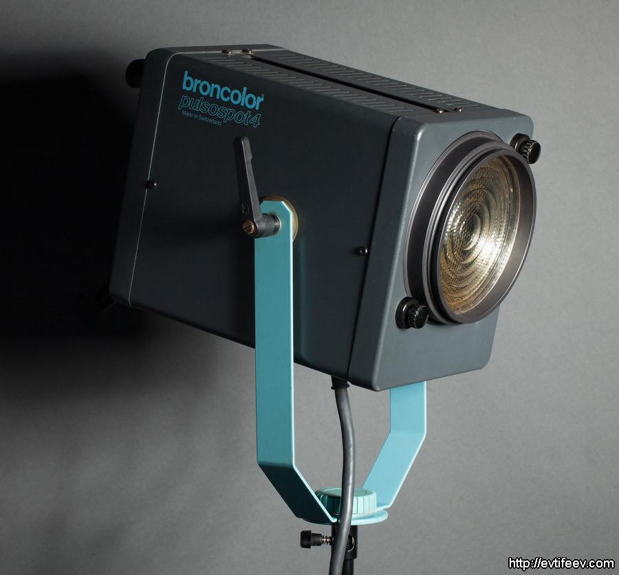 Линзы Френеля - прибор для студийной фотосъемки