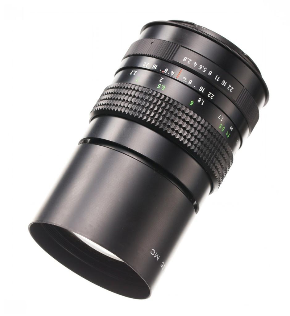 Обзор объектива Pentacon auto 135/2.8 MC (М42)