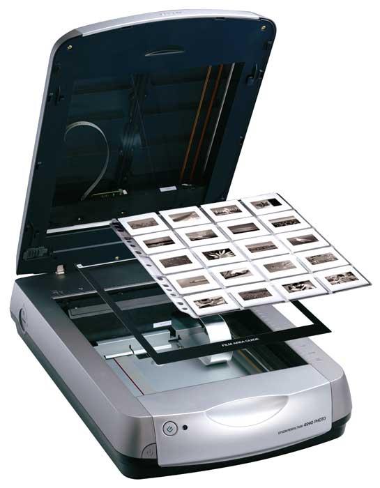 Чем сканировать плёнку и слайды