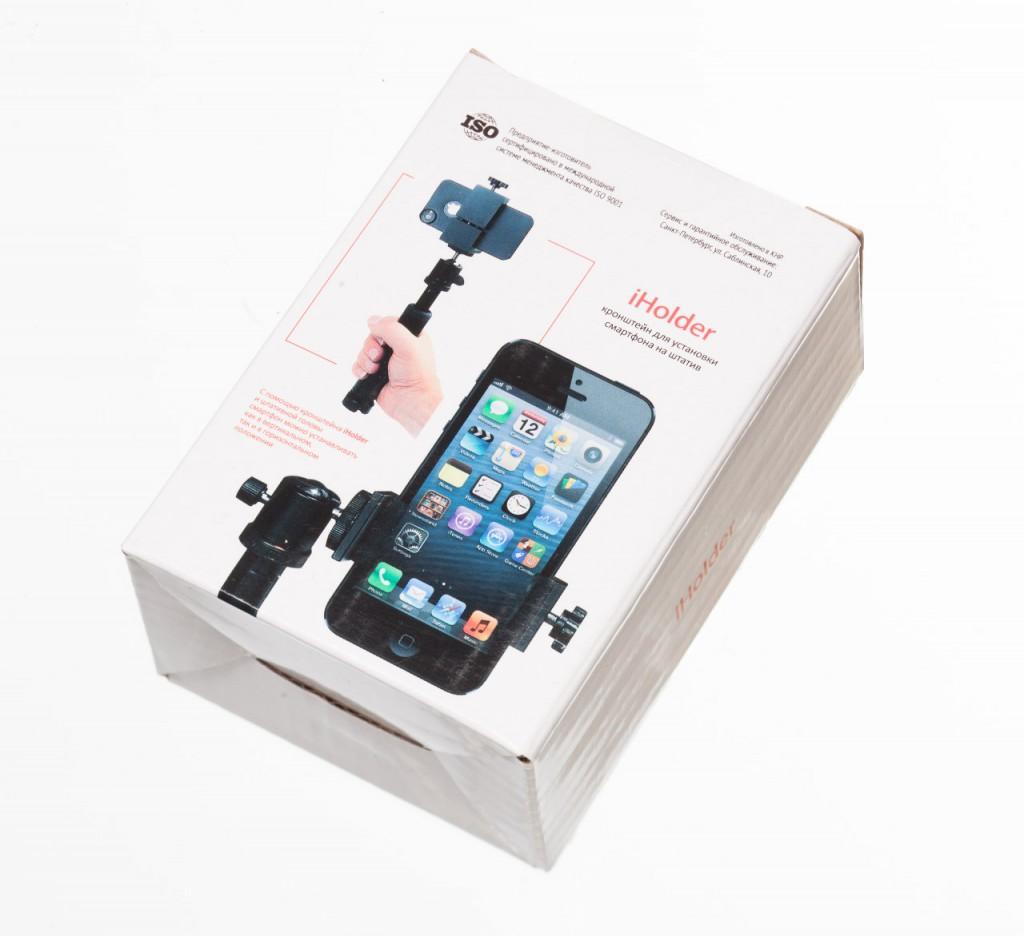 Стедикам для iPhone и небольших фото/видеокамер