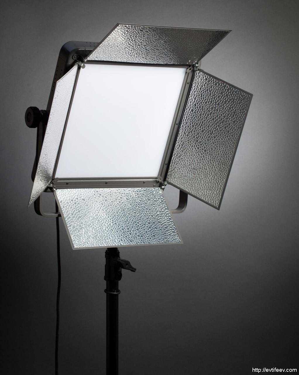 инструкция как собрать студийный свет