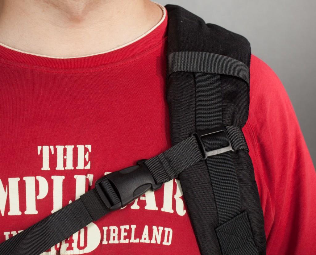 Обзор рюкзака для фототехники GreenBean Vertex 01