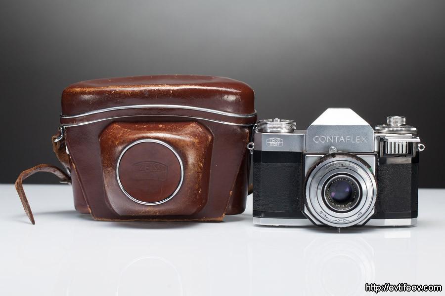Примеры снимков на Zeiss Ikon Contaflex