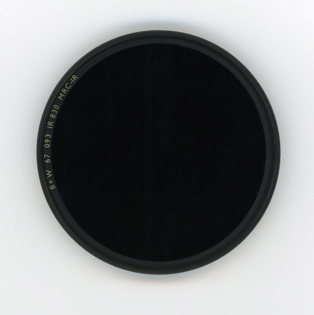 Инфракрасный фильтр 093 (=87 C)