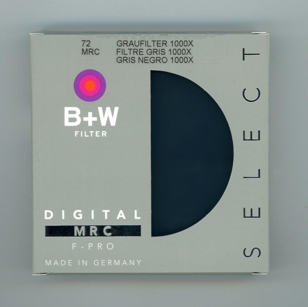 B+W ND 110 (nd 1000)