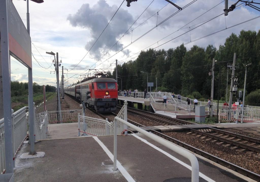Фотографии и видео железной дороги (поездов, рельсов и проч.)