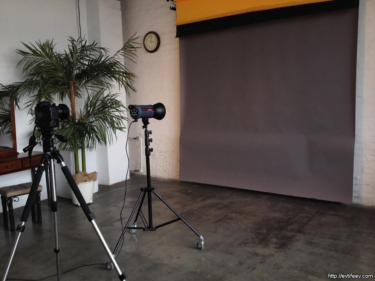 Фотостудия в домашних условиях, как сделать фотостудию дома из подручных 1