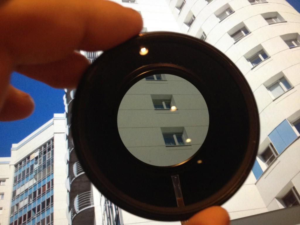Будет ли светофильтр ND Vario работать совместно с поляризационным фильтром