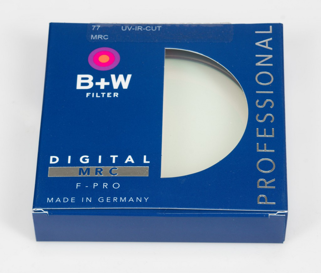 B+W Digital UV-/IR-Blocking Filter 486