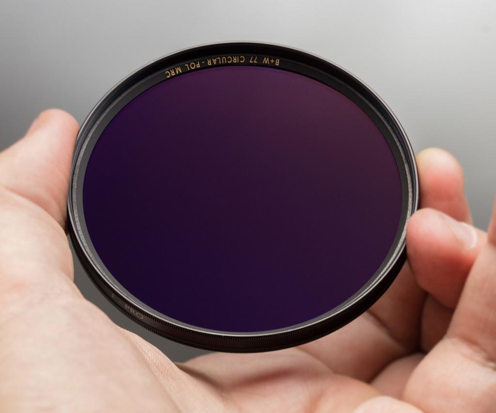 B+W F-Pro S03 поляризационный светофильтр