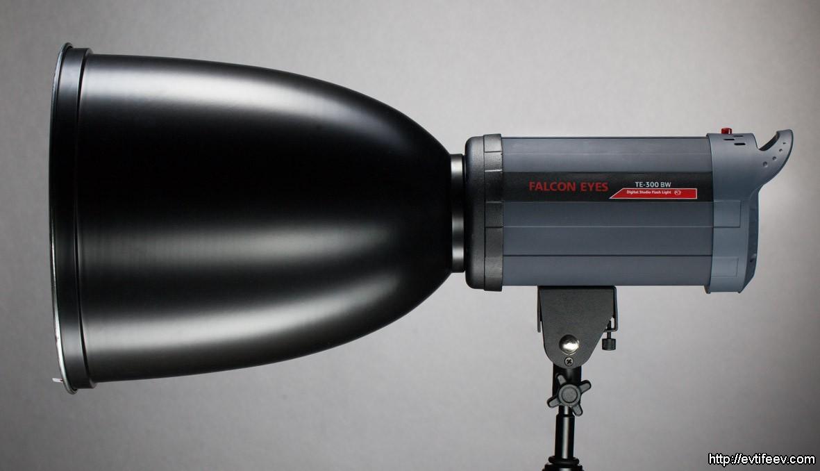 большой эллиптический рефлектор