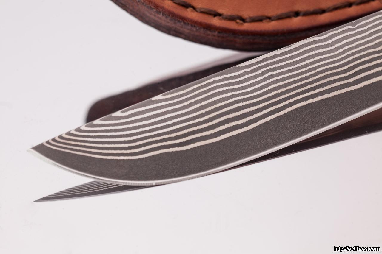 Ножевая сталь «ламинат»