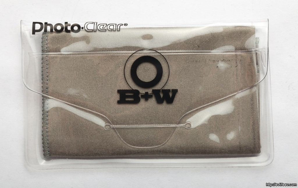 B+W Photo Clear