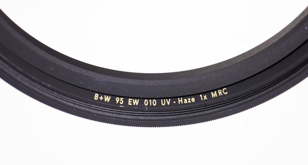 оправа фильтров B+W EW (Extra Wide) для широкоугольных объективов