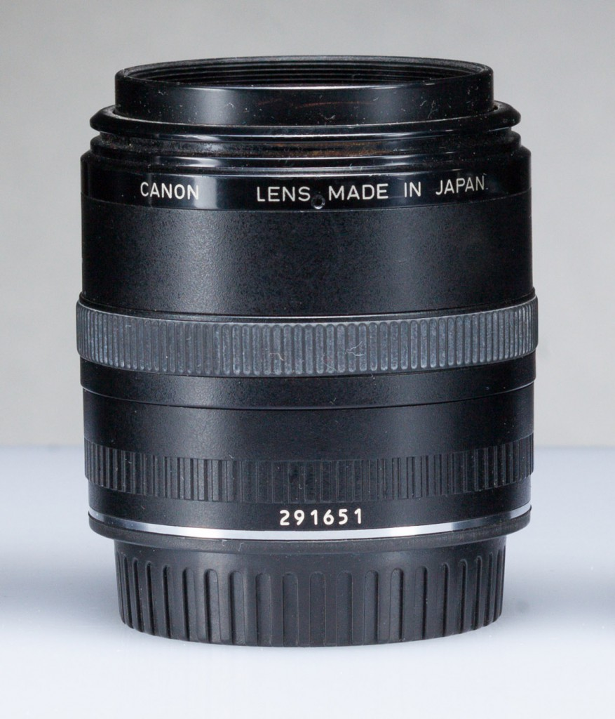 Canon EF 50/2.5 Macro
