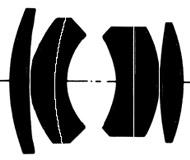 оптическая схема Pentacon electric 50/1.8 MC