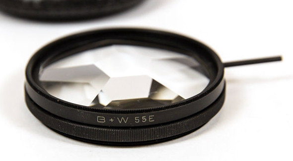 B+W prism фильтр