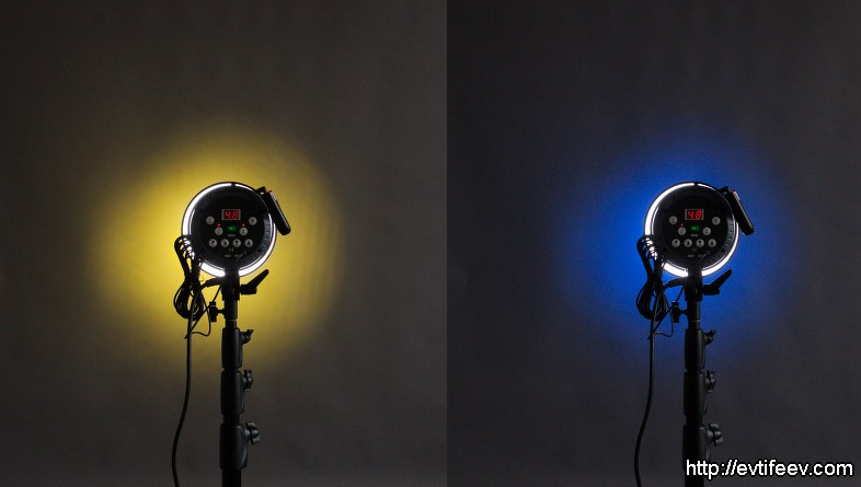 Студийный свет, урок 1: рефлекторы