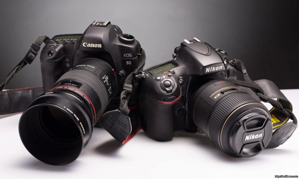 Canon EF 100/2.8L IS USM vs Nikon AF-S Micro Nikkor 105/2.8G ED