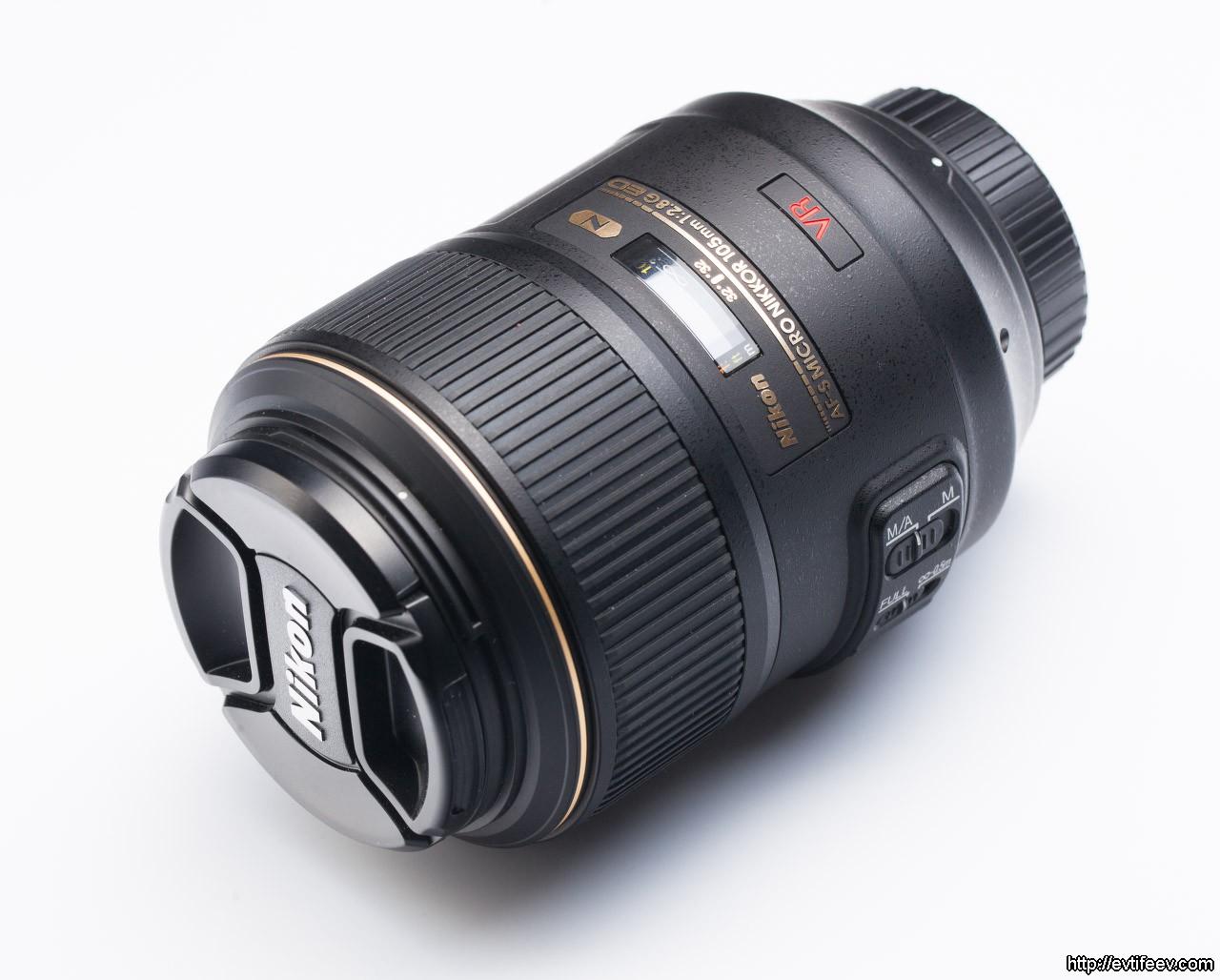 Nikon AF-S Micro Nikkor 105/2.8G ED