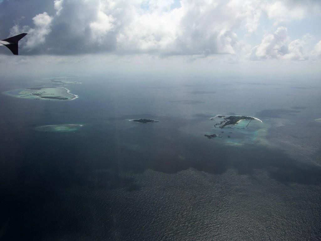 Фотосъемка через иллюминатор самолёта (а также немного про самолёты и проч)