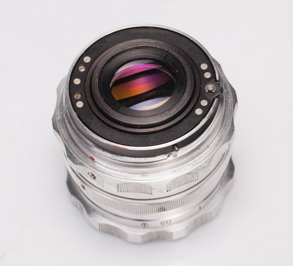 Обзор объектива Индустар-29 80/2.8