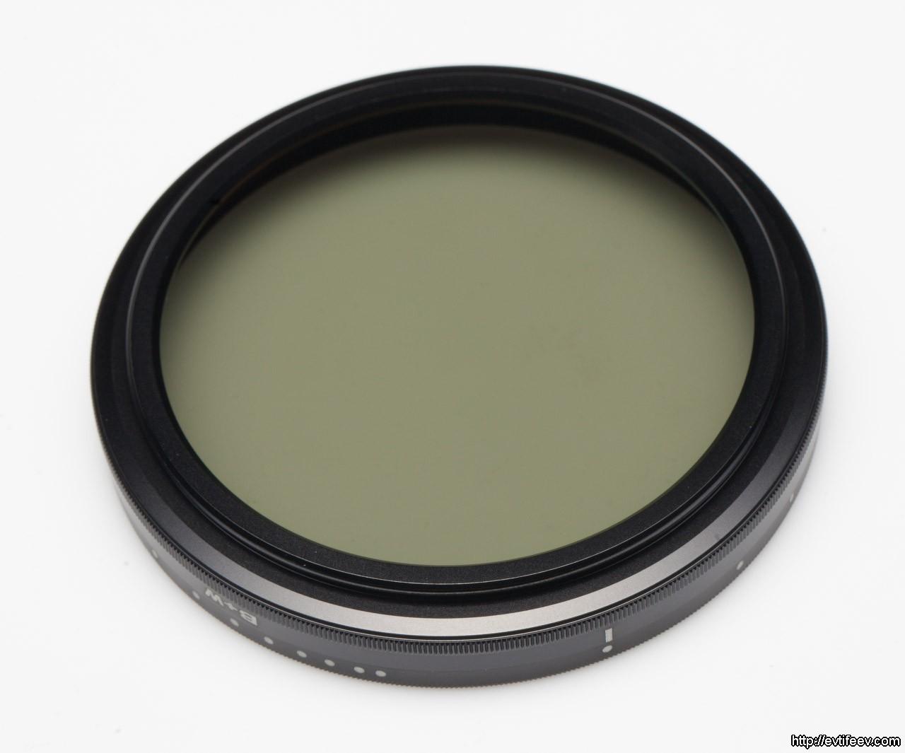 Обзор и тестирование фильтра B+W XS-Pro Digital ND Vario MRC nano