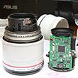 Что внутри у объектива Canon EF 70-200mm f/4L USM
