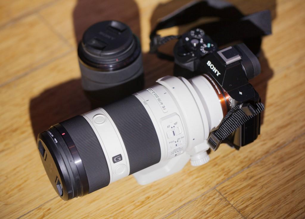 Новости (фоторюкзак KATA Bug-205 PL, фотосумка Kata Lightri-314 PL, фотокамера Sony A7, светофильтры Hoya)