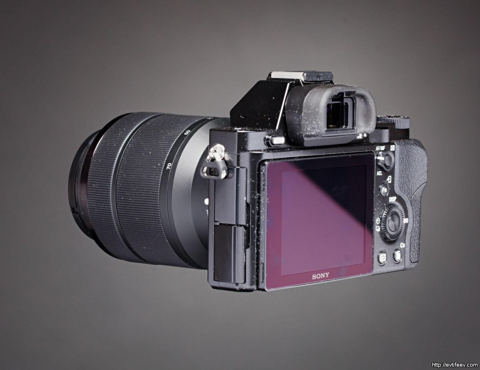 инструкция к фотоаппарату sony lens 14.1